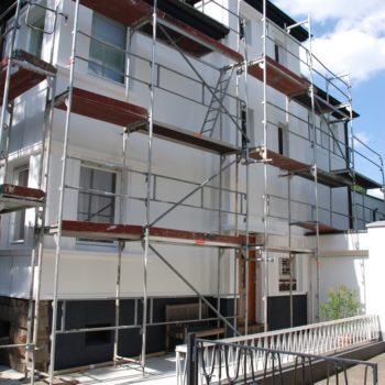 Fassadendämmung | G-Team